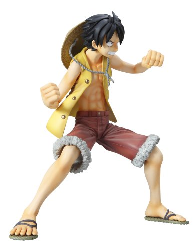 One Piece: Excellent Model P.O.P Neo DX Monkey D. Luffy Figure 1/8 Scale [Toy] (japan import) 2