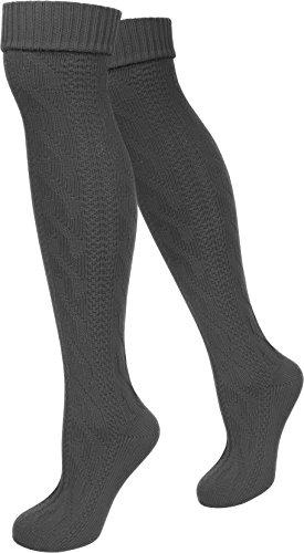normani Trachtenkniestrümpfe Kniebundhosen Strümpfe auch in Übergröße Farbe -