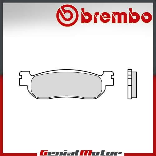 Pastiglie Brembo Freno Posteriori 07043.CC per X-CITY 250 2008 > 2010