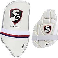 SG Combo von Zwei One Radix '(Rechtshänder) Oberschenkel Pad und One' Proflex 'Inneren Oberschenkel Pad (Size-Men) (Farbe Verfügbarkeit)-Cricket Kit