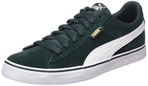 Puma 1948 Vulc, Sneaker Unisexe-adulte Verde (green Gables-white)