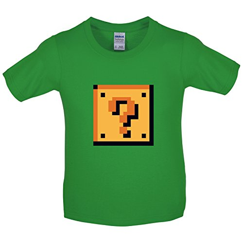 Retro Game Mystery Box - Childrens/Kids T-Shirt - 8 Colours - Ages 3-14 Years