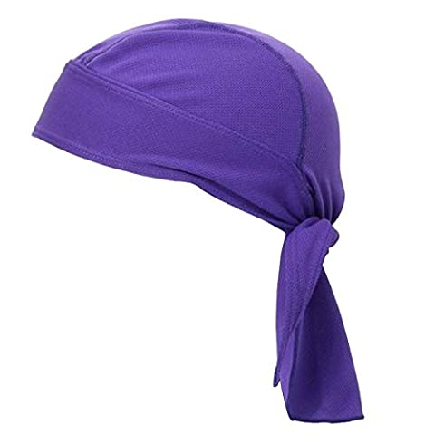 Sport Outdoor Quick-dry Bandana - WITERY Adjustable Breathable Head Wrap
