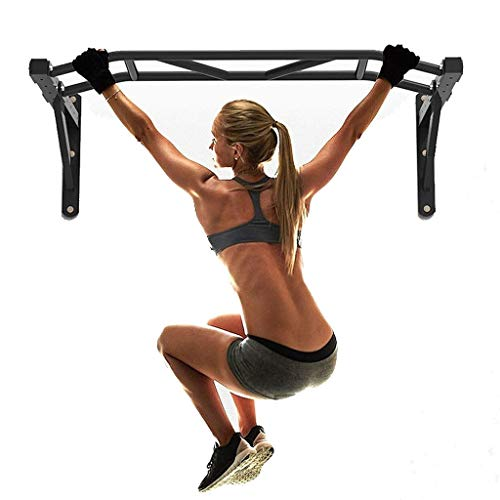 Fitness Multifunción Hogar De La Barra Horizontal Dispositivo De Pull-up Desmontable Barra Horizontal...