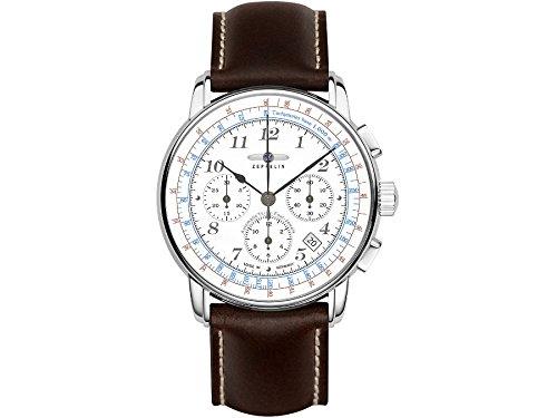 Zeppelin orologio uomo LZ126 Los Angeles cronografo automatico 7624-1