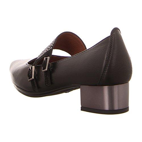Hispanitas  Mhi63505, Ballerines pour femme Noir