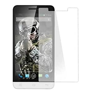 SNOOGG Pack 8 Intex playFull Body Tempered Glass Screen Protector [ Full Body Edge to Edge ] [ Anti Scratch ] [ 2.5D Round Edge] [HD View] – White