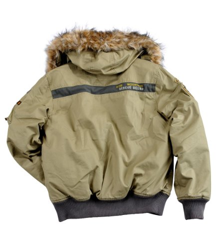 Alpha Industries Jacke Mountain Jacket Beige