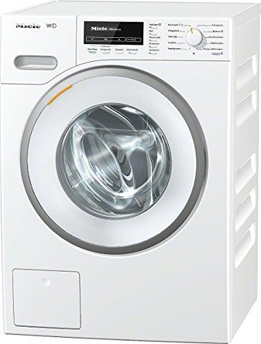 Miele WMB120WCS D LW Waschmaschine Frontlader / A+++ / 176 kWh / Jahr / 1600 UpM / 8 kg / Lotosweiß / 9900 L / Jahr / Thermo-Schontrommel / Capdosing