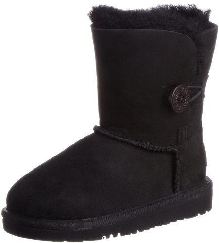 Ugg Australia Bailey Button Rasprose Classic, Boots fille Black