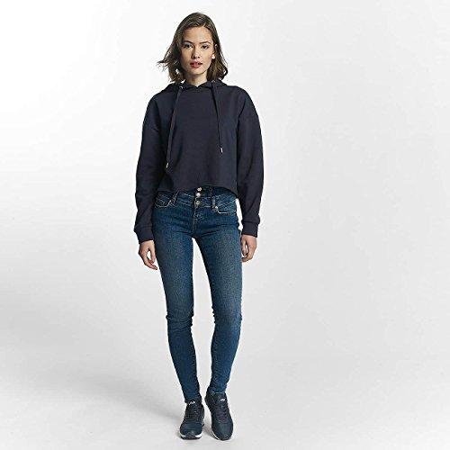 Sixth June Femme Hauts / Sweat capuche Classic Oversize Bleu