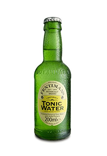 Pink Port (Fentimans Tonic Water, 12er Pack (12 x 200 ml))
