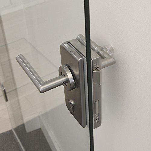 Navaris cuscinetti trasparenti per maniglia porta set di - Porta cuscinetti ...