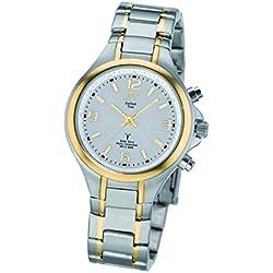 ETT Eco Tech Time Solar Drive Funk Damen-Armbanduhr ELS-11226-11M