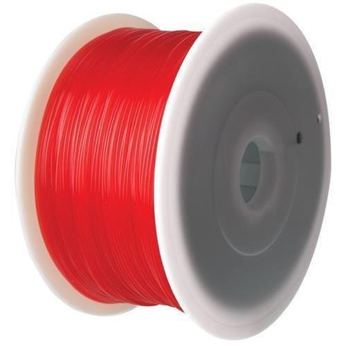 FlashForge PLA Red Filament 1.75mm / 2.2 lb (1KG) for Creator Series (Pro, X, Wood) 3D Printers by FlashForge