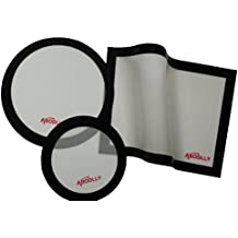 Lámina de horno - Esterilla silicona horno - 3 piezas