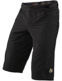 Troy Lee superflowdesign Shorts - negro, 91,44 cm