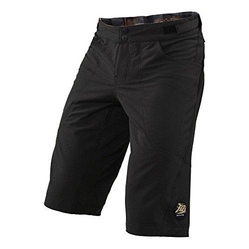 Troy Lee Designs-Pantaloni corti Skyline da donna, taglia s, colore: nero