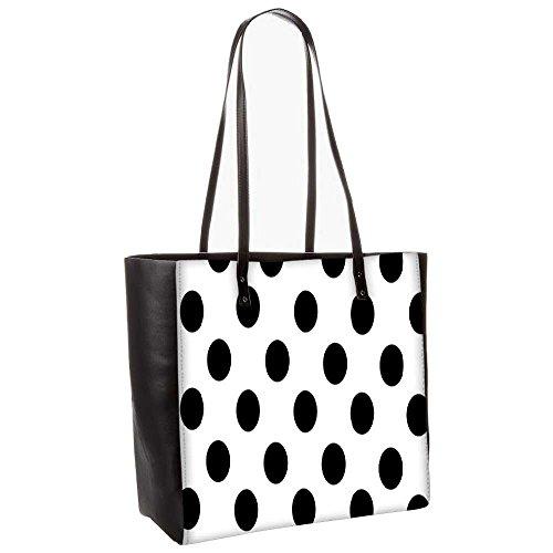 snoogg-damen-henkeltasche-mehrfarbig-mehrfarbig
