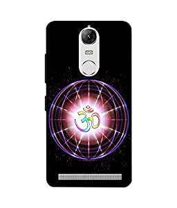 Crazymonk Premium Digital Printed 3D Back Cover For Lenovo K5 Note