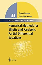 Numerical Methods for Elliptic and Parabolic Partial Differential Equations: An Applications-oriented Introduction (Texts in Applied Mathematics)