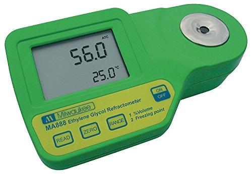 ma888Digital Refraktometer für Ethylenglykol Messungen