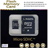 RiDATA 32GB Class 10 MicroSDHC Memory Card With Adapter
