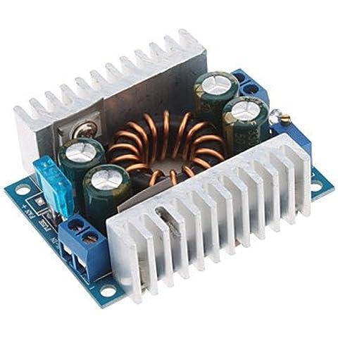 HEZHENGFENG Boost 8-32V DC de 9-46V DC Convertidor de tensión de 150W Fuente de alimentación regulada móvil portátil accesorio