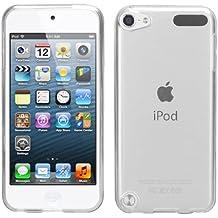 NOVAGO® Funda transparente de gel flexible para iPod touch 5