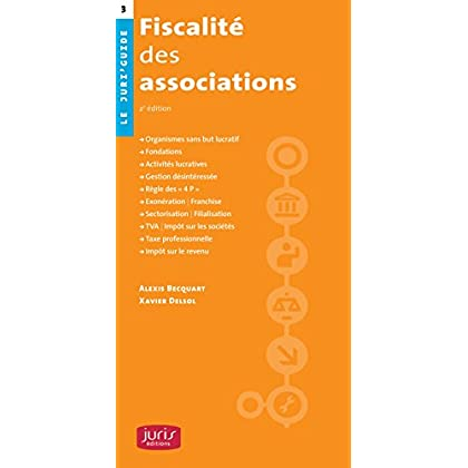 Fiscalité des associations - 2e éd.