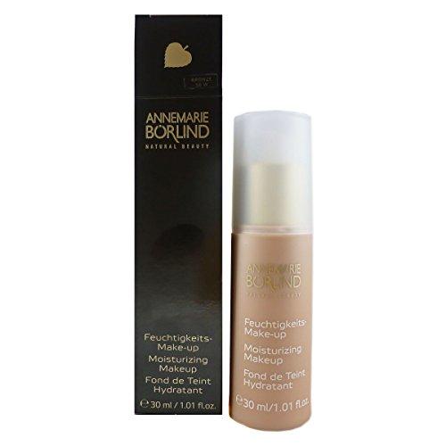 Annemarie Börlind Moisturizing Make-Up Nr. 56w bronze, 1er Pack (1 x 30 ml)
