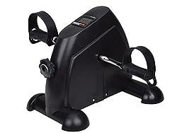 KOBO Mini Pedal Exerciser LCD Counter Exercise Bike Indoor Fitness Resistance Home Gym