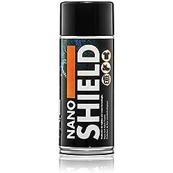Merlin Bike Care Nano - Shield Spray Protector Hidrófobo, Negro, 200 ml