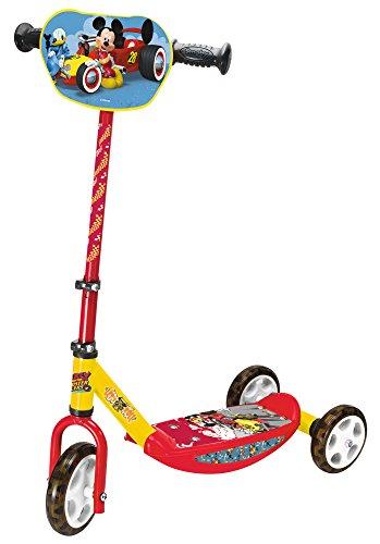 Smoby 750166 - Maus und Freunde Micky Roller, 3 Räder