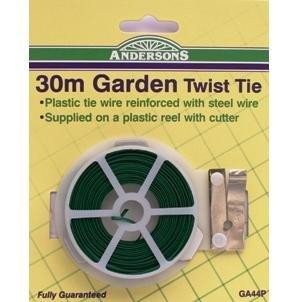 Jardin 30 M de cutter et cravate (Boîte de 10)