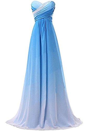 Gorgeous Bride Elegant Lang Cocktailkleider Brautjungfernkleider Party Abendkleider Festkleid...