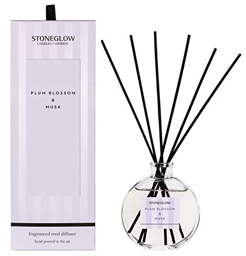 Stoneglow Reed Diffuser Modern Classics Plum Blossom & Musk 150ml -