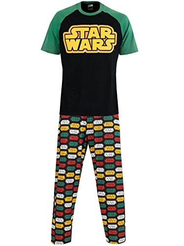 Star Wars - Pigiama per Uomo - Star Wars - Dimensione X Large