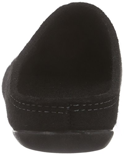 10 Nero Pantofola Caldo Nero Pantofole Nero Pastore Palpebre il Le Sbatté Donna Rivestimento gwqaX7
