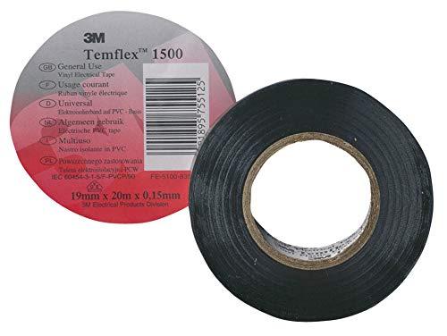 3-m-Quante-Temflex-Nastro-Isolante-15-mm-x-10-m-Nero-Temflex-TM-1500-Elektroisolierband-15-mm-x-10-m-x-015-mm