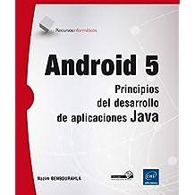 Android 5: Principios del desarrollo de aplicaciones Java