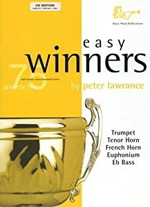 Easy Winners for Horns in F & Eb (CD edition), Peter Lawrance