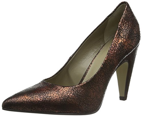 Noe Antwerp Damen Norva Pumps, Braun (Blood), 39 EU