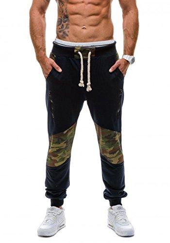 mens-leisure-harem-pants-tight-pant-underwear-leggingsnavy-bluexxl