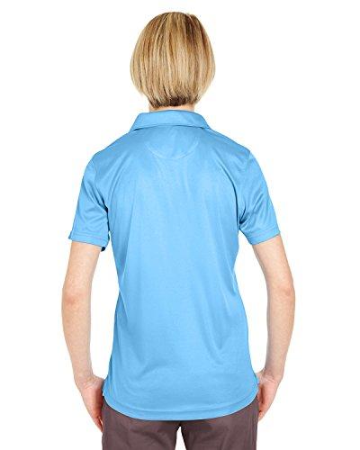 UltraClub Damen Poloshirt ColumBlue