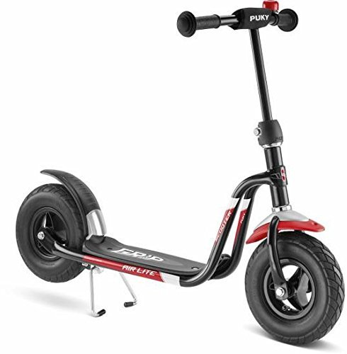 Puky 5200R 03L Scooter, color negro