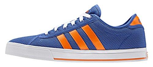 adidas Herren Daily Bind Turnschuhe Azul / Naranja / Blanco (Azul / Narsol / Ftwbla)