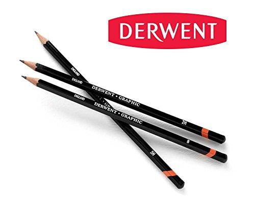 Derwent GRAPHIC Bleistifte