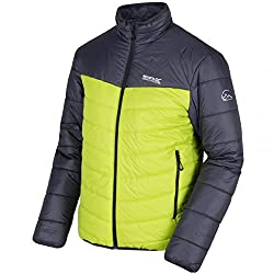 Regatta Mens Icebound III Lightweight Durable Walking Down Jacket
