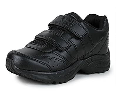 Touchwood Kids Black Superlight EVA School Shoes for Boys and Girls (3-15 Years) - 1C UK